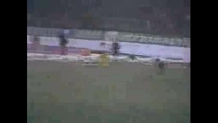 Цска - Ливърпул 2:0 ( Стойчо Младенов )