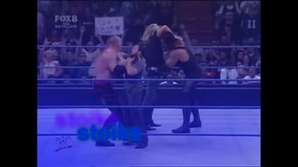 Undertaker And Kane - Brothers Of Destruction M V