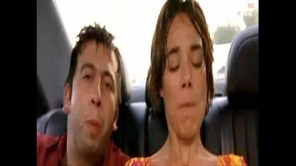 Раждане в колата - Такси 2 ... :)