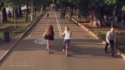 Best of Moscow People life
