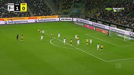 Борусия Мьонхенгладбах - Борусия Дортмунд 1:0 /репортаж/