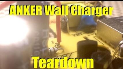Anker Wall Charger Teardown