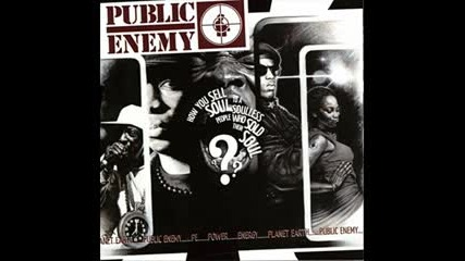 Public Enemy - Frankenstar