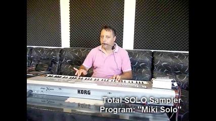 Miki Solo - Juzisound Total Solo Sampler