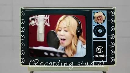 4minute & 015b feat. Yong Junhyung -silly Boy