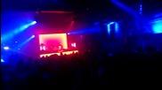 The Vizitor @ Noisekick's Terrordrang 2014 @ club Rodenburg, Netherlands 2