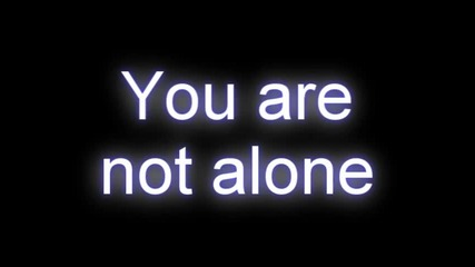 Linkin Park- Not Alone Lyrics {високо Качесто}