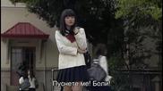 Бг субс! Kasuka na Kanojo / Моята невидима приятелка (2013) Епизод 7 Част 3/4