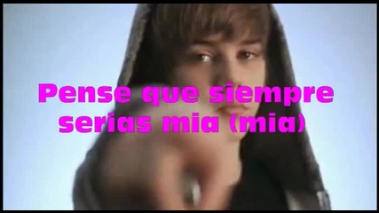 justin bieber - baby (spanish version)