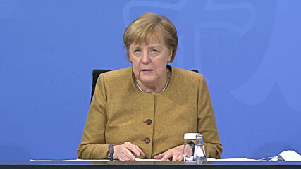 Germany: Merkel extends partial lockdown until December