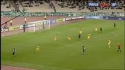 Panathinaikos 1 - 0 Aek