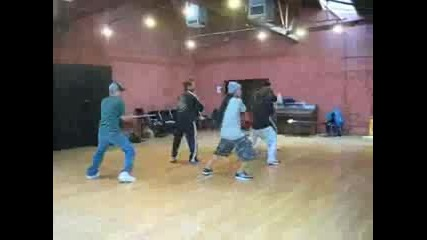 Bsb Unbreakable Tour Rehearsal Part 2