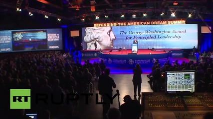 """USA: """"Government crushes the American dream"""" - AFP founder David Koch"""