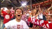 Луда публика изведе Полша до 3:2 над Бразилия