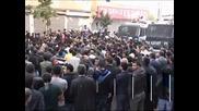 Сблъсъци межу полиция и протестиращи кюрди в Турция