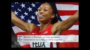 Фелпс и Филикс са най-добрите спортисти на САЩ за 2012 година