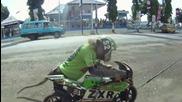 Маймунка кара мотор