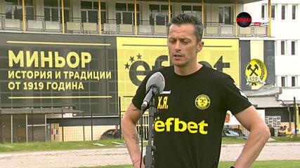 Христо Янев: Поредица от грешки ни лишиха от важни точки