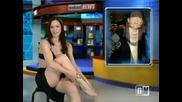 Голи новини с Виктория Синклеър - Victoria Sinclair-looking Very Sexy