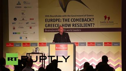 """Гърция: """"Няма да сложа подписа си под такава сделка"""" - Варуфакис"""