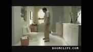 тоалетната неще да се запуши-реклама