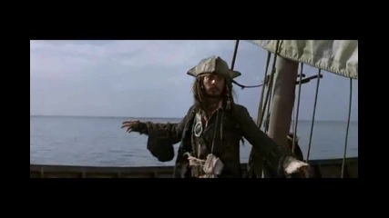 Pirates of the Caribbean The Curse of the Black Pearl bg audio 1/5
