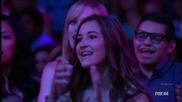 Момче пее Come & Get It в X Factor Us
