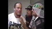 Ecw - Rvd, Sabu & Bill Alfonso Promo 1998