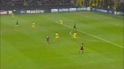 Милан препъна Барселона в сблъсъка на гигантите