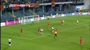 09.10.15 Черна гора - Австрия 2:3 *евро 2016 квалификации*