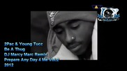 2pac Feat Tucc - Be A Thug (remix)