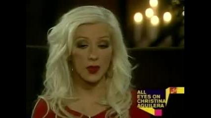 Christina Aguilera Mtv All Eyes On part 2
