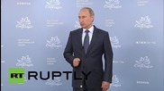 "Russia: EU ""blindly"" follows U.S. orders in attempts to solve refugee crisis - Putin"