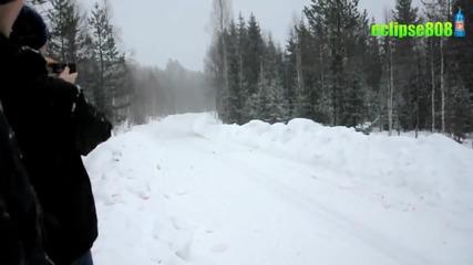 200km/h на Сняг