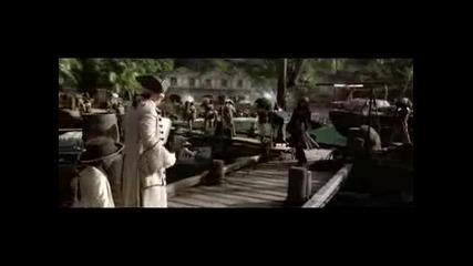 Карибски Пирати - Проклятието на Черната Перла Част 1 ( Бг Аудио )