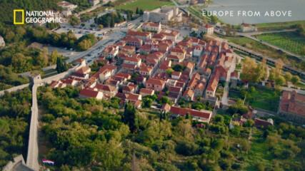 град Стон | Европа отвисоко | сезон 3 | National Geographic Bulgaria