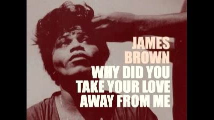 James Brown - Why Did You Take Your Love Away From Me.flv