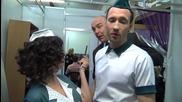 Dancing Stars - Дарин и Ани за интензивните тренировки