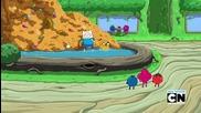 Adventure Time - Време за Приключения - Сезон 6 Епизод 8 - Furniture & Meat