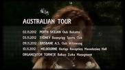 Indira Radic - Australijska turneja,reklama - (2012)