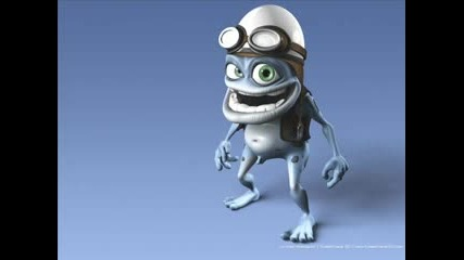 [ New ] Crazy Frog Is Blue