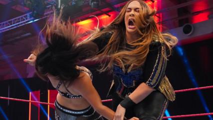 Nia Jax returns to crush Deonna Purrazzo: Raw, April 6, 2020