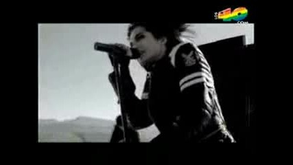 Tokio Hotel-Through The Monsoon