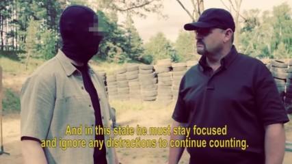 Insane Russian Counter Terror Confidence Drill