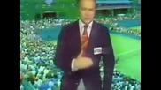 Wimbledon 1978 Final - Björn Borg - Jimmy Connors
