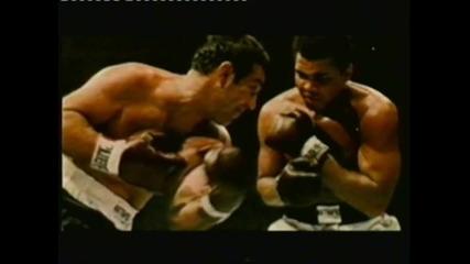 Мохамед Али - Роки Марсиано - Великата битка (1964)
