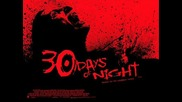 30 Days Of Night Soundtrack 12 The Bloody Fruits Of Barrow