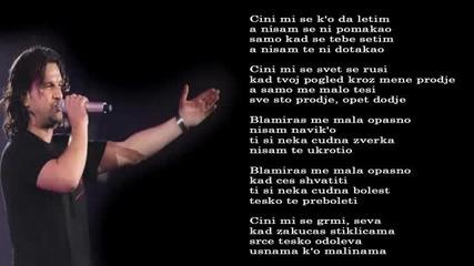 Aca Lukas - Blamiras me - (Audio 2006)