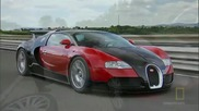 Bugatti Veyron: National Geographic part 3/4