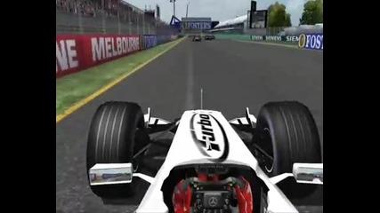 Бгф1 2007 Австралия - дебюта на Дулички